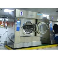China Energy Saving 100kg Speed Queen Commercial Washer , Commercial Laundry Equipment wholesale