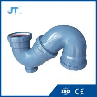 China drainage system PP pipe and fitting S type trap Made in China on sale