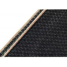 China Red Sticker Herringbone Denim Fabric By The Yard Crocodile Old Shuttle Looms wholesale