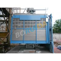 China Construction Material Lift Equipment Hoisting Machine for transporting passenger on sale