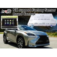 China Lexus Nx Car Video Interface , Android Navigation Box Two In One Unit Including Miracast wholesale
