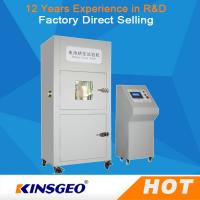 Buy cheap Vacuum Tempered Battery Testing Machine Glass Observation Window Battery Crush Tester from wholesalers