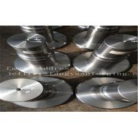 China 18CrNiMo7-6 8822H 4140 4330 Alloy  Steel Open Die Forged Shaft Heat Treatment And Machined wholesale