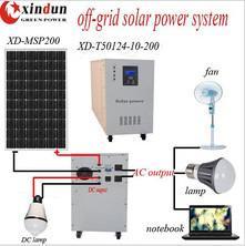 China solar power system solar powered generator solar energy systems wholesale