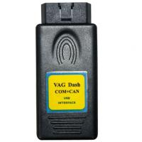 China Dash CAN V5.05 Car Key Programmer Tool to Read Login Code, Recalibrate Odometer wholesale