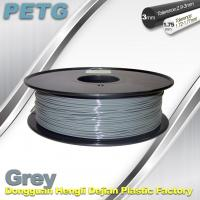 Quality High Temperature Resistant PETG Up 3d Printer Filament Acid / Alkali Resistance for sale