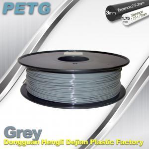 China High Temperature Resistant PETG Up 3d Printer Filament Acid / Alkali Resistance wholesale