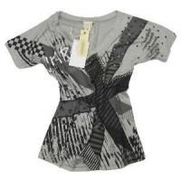 China Slim Fits Jeans T-Shirt Women Only The Brave Tee Cotton T Shirt wholesale