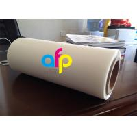 Quality Glossy / Matte Roll Laminating Film For Laminating / Printing PET Material for sale
