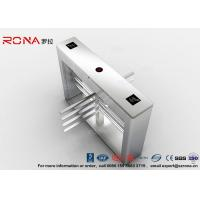 Quality 304SUS Anto gates barrier gate waist height turnstile Automatic Road Traffic for sale