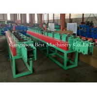 China Galvanized Metal Roller Shutter Door Roll Forming Machine For Light Garage wholesale