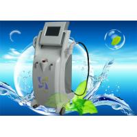China 4 in 1 beauty machine laser for tattoo removal. ipl for hair removal, rf for skin left wholesale