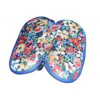 Quality Professional Customized EVA Glasses Case / Ladies Eyeglass Case With Zipper for sale