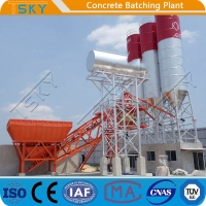 China SGS PLD1200 60m3/h Aggregate Batching Mathine wholesale