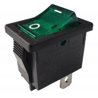 China T85/T105 Rocker Switch R19-4 With PA66/PC Housing Mechanical 30000 Cycles wholesale