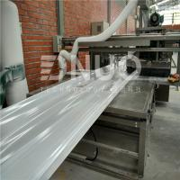 China Standard FRP fiberglass lighting sheet/corrugated sheet making machine wholesale