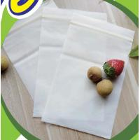 China Compostable biodegradable eco friendly organic waterproof  invisible flower seeding bag/ seeds bag wholesale