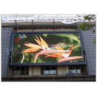 Quality Ultra Thin SMD LED Display , Outdoor / Indoor Full Color Stadium LED Screen for sale