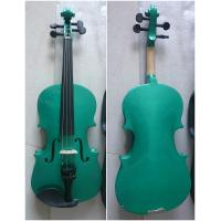 China Ebonized Fingerboard Professional Violin 1/8 Size Classic For Student wholesale