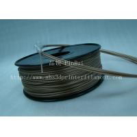 Buy cheap High strength HIPS 3d Printer Filament , cubify filament Grey color product