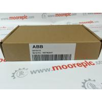 China ABB Module 3BSE068891R1-800xA TU819 FLOW CONTROL TUBE ASSEMBLY High reliability wholesale