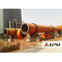 China Lime Calcination Rotary Cement Kiln To Roast Active Lime And Dolomite 26 - 5000 TPD wholesale