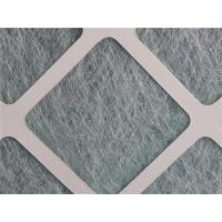 Quality Disposable Paint Stop Cardboard Pannel Air Filter 595×595×46 mm for sale