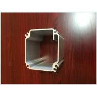 China 6061 Extruded Aluminum Enclosure Standard Aluminum Alloy Extrusion For Electronis on sale