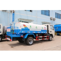 China Diesel Engine 5000L DONGFENG Water Spray Truck wholesale