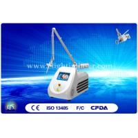 China Scar Removal Laser Beauty Machine Normal Co2 3 Working Modes wholesale