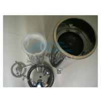Quality High Flow Rate Bag Filter System Industrial Grade Series Single Bag Cartridge for sale
