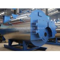 Industry Gas Fired Steam Boiler Natural Gas Hot Water Boiler Quick Steam Generation