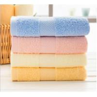China Personlised luxury organic cotton face terry cloth towels sale on sale