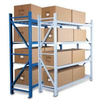 China Smooth Surface Multi - Level Wide Span Shelving For Food / Beverage Industry wholesale