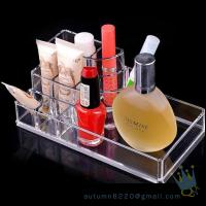 China acrylic cosmetic makeup organizer wholesale