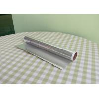 China Household Aluminium Foil / Cooking Aluminum Foil Roll 290 mm Width 10 M Length wholesale