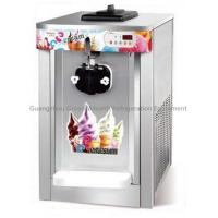 China Commercial Soft Sever Ice Cream Making Machines With 1 / 3 Favors 60 / 50Hz wholesale