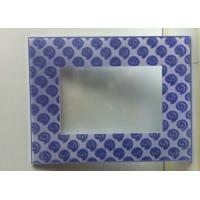 Quality 3d Acrylic Photo Frames With Laser Engraving Logo Or Home And Office for sale