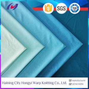 China Semi-Dull 85% Polyester 15% Spandex Stretch Swimwear Sports Fabric World Wholesale on sale