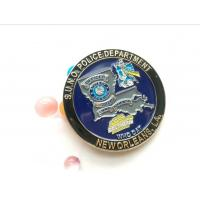 China Excellent Military Police Custom Challenge Coin on sale