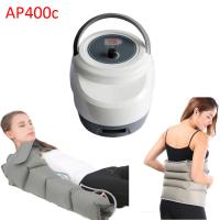 China Air Compression Therapy Leg Foot Massager , 400c Air Pressure Leg Massager wholesale