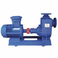 China Low Noise Cantilever Hot Oil Heating Pump In Plastic / Rubber And Textile wholesale
