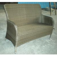 China wicker furniture bench chair -1237 wholesale