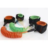 China Chinese Manufacturer Top Quality Children Safety Orange/Green Retractable Anti-lost Leashes wholesale