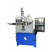 China Max Wire Diamater 4.0mm Spring Coiling Machine With Three To Five Axes wholesale