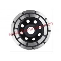 China Double Row Cup Grinding Wheel wholesale