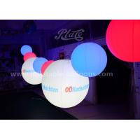 China PVC Waterproof Inflatable Helium Balloons With Different Colors Air Balloons wholesale