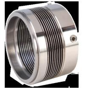 China John Crane 609 Metal Bellow Mechanical Seal , Mechanical Pump Shaft Seal wholesale