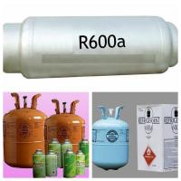 China Refrigerant gas r600a 99.95% purity good quality wholesale