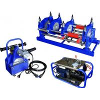 China Durable Butt Fusion Welding Machine , Hdpe Pipe Fusion Welding Machine on sale